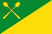 Bandera de Les Llosses