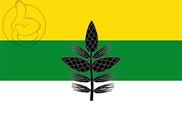 Bandera de Meranges
