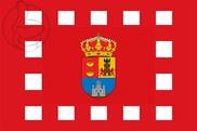 Bandeira do Mirueña de los Infanzones