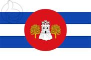 Bandera de Monesma y Cajigar