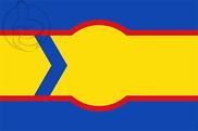 Bandera de Olvena