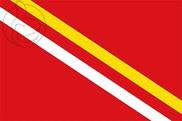 Bandera de Pedret i Marzà