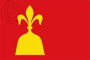 Bandera de Puigcerdà
