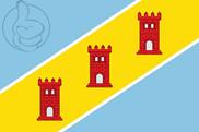 Bandera de San Miguel de Cinca