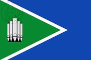 Bandera de Santa Cilia de Jaca