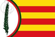 Bandera de Saus, Camallera i Llampaies