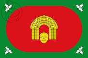 Bandera de Sesué
