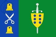 Bandiera di Villanueva de Gómez