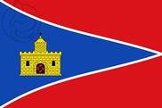 Bandera de Castiello de Jaca