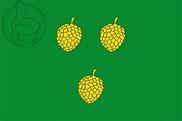 Bandeira do Pinell de Solsonès