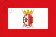 Bandera de Sangüesa