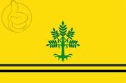 Bandera de Sant Guim de Freixenet