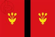 Flag of Sant Llorenç de Morunys