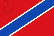 Bandera de Santibáñez de Tera