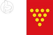 Bandera de Cotanes del Monte