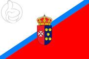 Bandera de Cerecinos de Campos