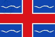 Bandera de Villalba de la Lampreana