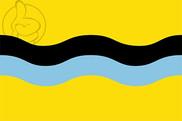 Bandera de Preixana