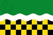 Bandera de Ribera d\'Urgellet