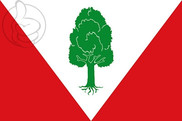 Bandera de Fresno de la Polvorosa
