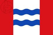 Bandera de Corcos del Valle