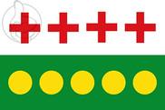 Bandera de Quintanilla de Trigueros
