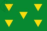 Bandera de Valdestillas