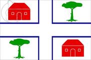 Bandera de Villanueva de Duero