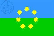 Bandera de Alfoz de Lloredo