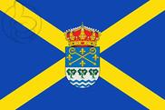 Bandera de La Vid y Barrios