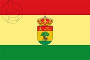 Bandeira do Ciruelos de Cervera