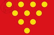 Bandera de La Horra