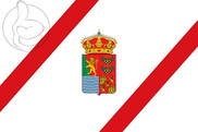Bandera de Frandovínez