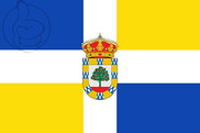 Bandera de Valle de Manzanedo