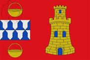 Bandera de Calahorra de Boedo