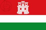 Bandera de Castrotierra de Valmadrigal