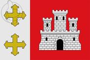 Flag of Magaz de Pisuerga