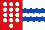 Bandera de Pomar de Valdivia