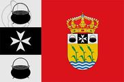 Bandera de Reinoso de Cerrato