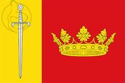 Bandera de Villanuño de Valdavia