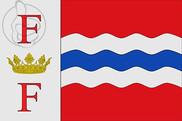 Bandera de Villaeles de Valdavia