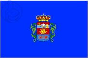 Bandera de Corvera de Asturias