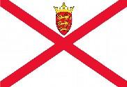 Bandeira do Jersey