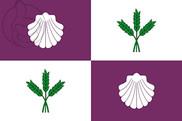 Bandeira do El Burgo Ranero
