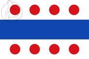 Bandera de Posada de Valdeón
