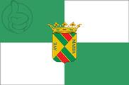 Bandera de Saldaña