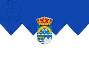 Bandera de Velilla del Río Carrión
