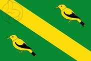 Bandera de Ourol