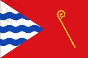 Bandera de Valverde-Enrique
