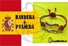 Bandera de Bandera Espa�a + Pulsera